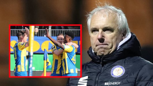 Sportdirektor Vollmann mahnt bei Eintracht Braunschweig zur Vernunft.