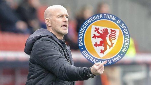 Marco Antwerpen gibt bei Eintracht Braunschweig eine klare Marschrichtung vor.