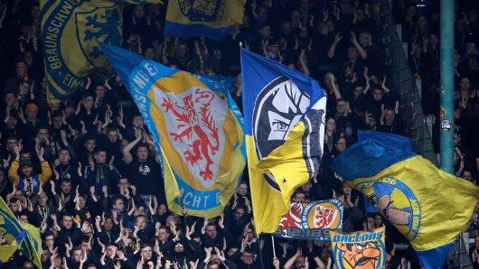 Die Fans von Eintracht Braunschweig wollen gemeinsam mit dem Verein Menschen helfen, die in Corona-Zeiten zur Riskogruppe gehören.