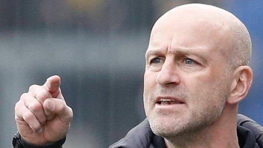 Wie geht es mit Marco Antwerpen bei Eintracht Braunschweig weiter?