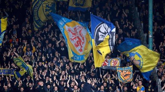 Eintracht Braunschweig hat sich für seine Fans was Besonderes überlegt.