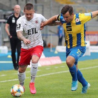 Eintracht Braunschweig startete denkbar schlecht in die Partie.