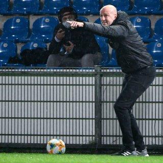 Marco Antwerpen gibt bei Eintracht Braunschweig klar die Richtung vor.