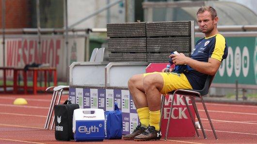 Bernd Nehrig soll Eintracht Braunschweig angeblich verlassen.