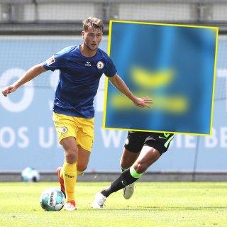 Eintracht Braunschweig hat einen ersten Blick auf das neue Auswärtstrikot gegeben.