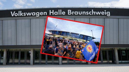 Schlechte Nachrichten für Eintracht Braunschweig! Der Verein muss seine Geburtstagsfeier wegen Corona verschieben.