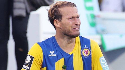 Eintracht Braunschweig und Marc Pfitzner arbeiten weiterhin zusammen.