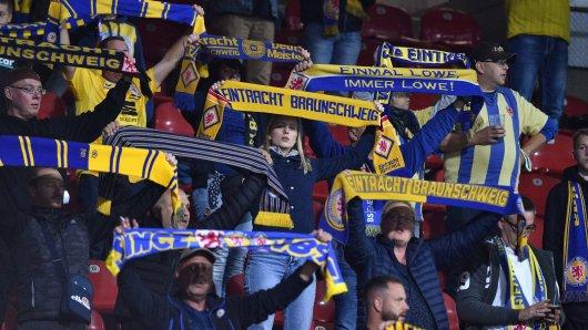 Eintracht Braunschweig kann nur ein Kontingent von 750 Saisontickets zur Verfügung stellen.
