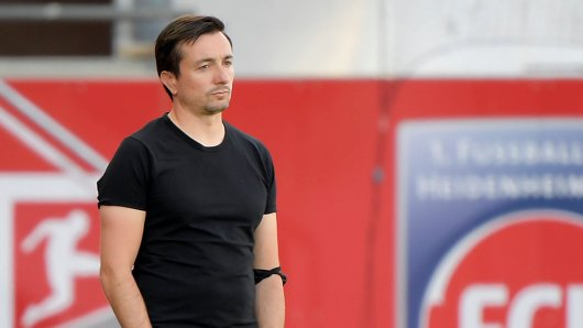 Daniel Meyer nannte die entscheidenden Faktoren für die erste Saisonniederlage von Eintracht Braunschweig.