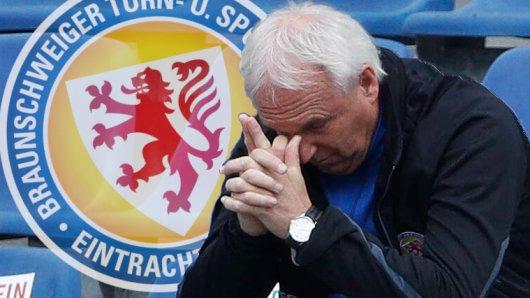 Eintracht Braunschweig braucht laut Boss Peter Vollmann