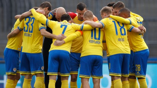 Eintracht Braunschweig weiß jetzt, wer der kommende Gegner im DFB-Pokal ist...