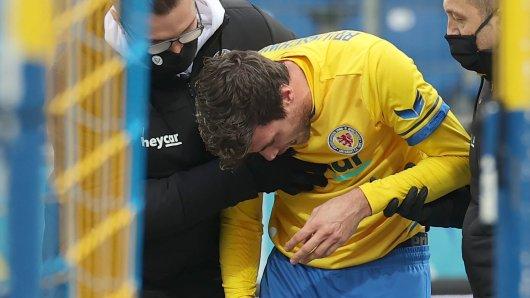 Benjamin Kessel wird Eintracht Braunschweig mehrere Wochen fehlen.