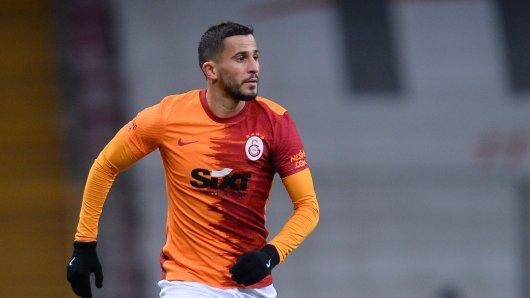 Omar Elabdellaoui, Ex-Spieler von Eintracht Braunschweig, hat sich offenbar beim Silvester-Feuerwerk schwer verletzt.