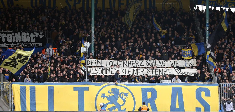 Eintracht Braunschweig hat sich mit heftigen Worten gegen einen öffentlichen Brief der Ultras gewehrt. (Symbolbild)