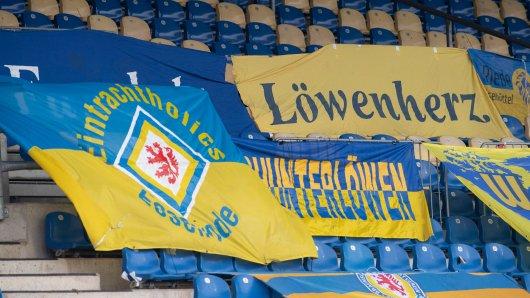 Eintracht Braunschweig plant eine Fan-Aktion.