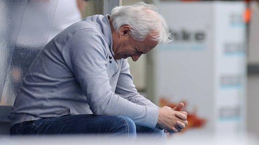 Die Stimmung bei Eintracht Braunschweig wird immer bedrückter.
