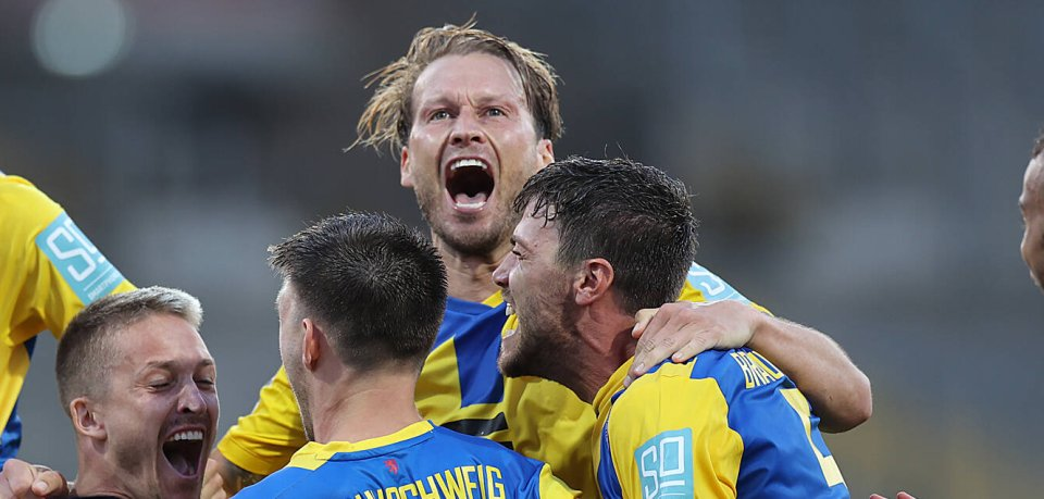 Eintracht Braunschweig begeistert die Fans mit der Personalie Marc Pfitzner.