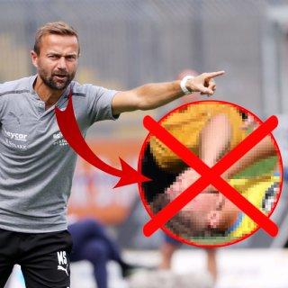 Im Spiel gegen Zwickau verletzte sich der nächste Eintracht Braunschweig Spieler. Solangsam wirds für Michael Schiele besonders auf einer Position echt eng