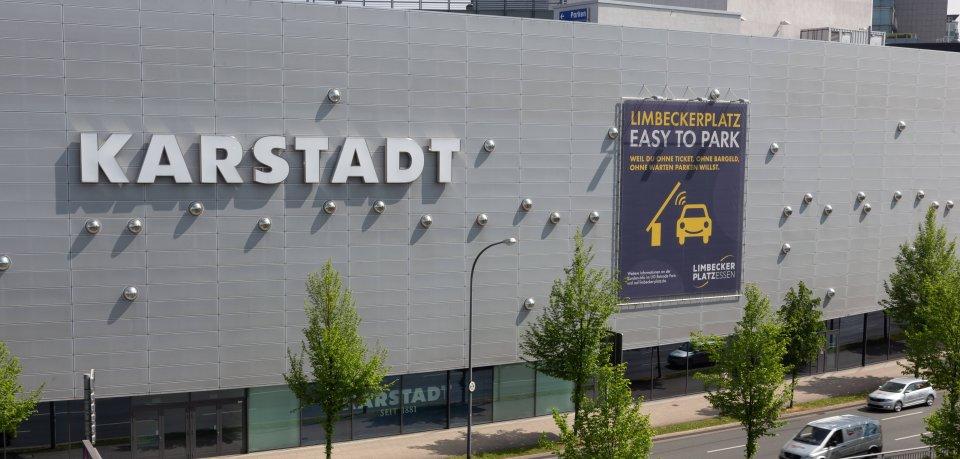 Auch die Karstadt-Filiale im Limbecker Platz wird geschlossen.