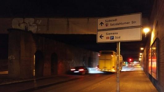 Ab dem heutigen Dienstag, 31. Juli ist die Salzdahlumer Straße wieder uneingeschränkt für den Verkehr passierbar (Archivbild)