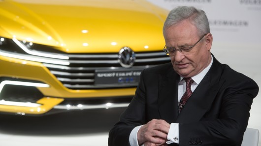 Ex-VW-Boss Martin Winterkorn. (Archivbild)
