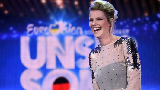 Levina wird im Mai für Deutschland beim ESC in Kiew singen.