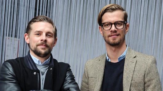 Klaas Heufer-Umlauf (links) und Joko Winterscheidt.