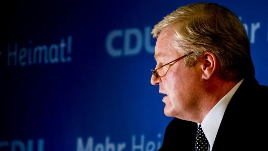 Niedersachsens CDU-Landeschef Bernd Althusmann. (Archivbild)