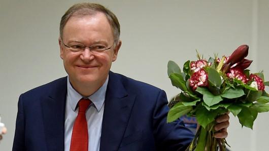 Niedersachsens Ministerpräsident Stephan Weil (SPD). (Archivbild)