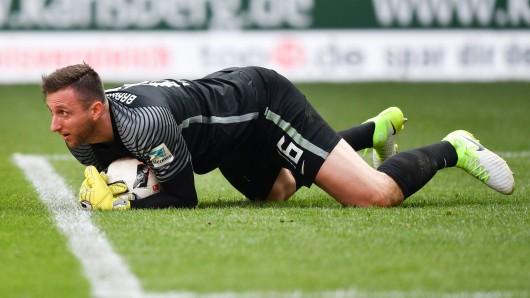 Jasmin Fejzic wird künftig beim 1. FC Magdeburg mittrainieren. (Archivbild)