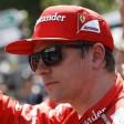 Ferrari-Pilot Kimi Räikkönen.