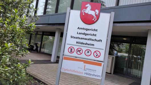 Das Landgericht Hildesheim.
