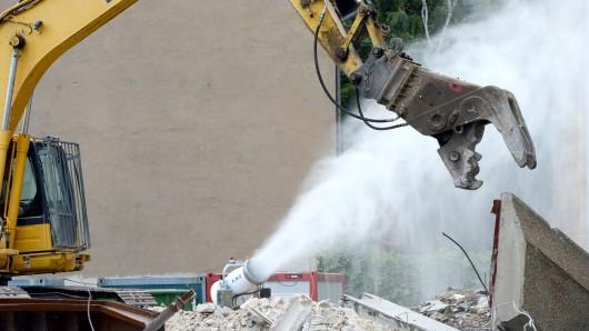 Die Malz-Heine-Werke in Peine werden abgerissen. (Symbolbild)