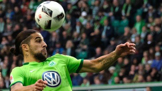 Wolfsburgs Ricardo Rodriguez zieht es nach Mailand. (Archivbild)