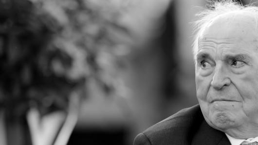 Altkanzler Helmut Kohl wurder 87 Jahre alt. (Archivbild)