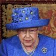 Die Queen mit dem vieldiskutierten Hut.