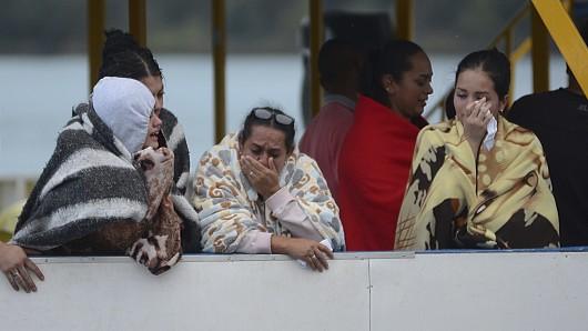 Diese Frauen haben überlebt – und warten auf Infos.