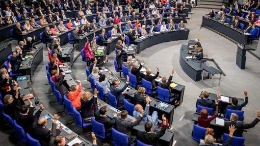 Der Bundestag hat über Ehe für alle abgestimmt.