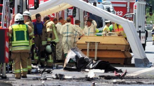 18 Menschenleben hat der Unfall gekostet.