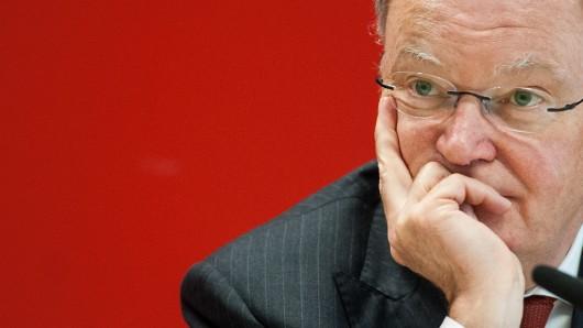 Ministerpräsident Stephan Weil (SPD).