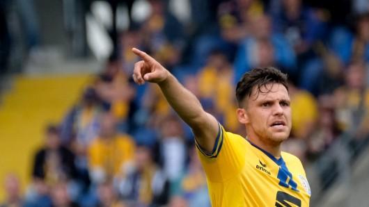 Eintrachts Mirko Boland.
