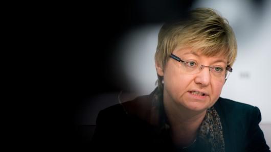 Niedersachsens Kultusministerin Frauke Heiligenstadt (SPD).