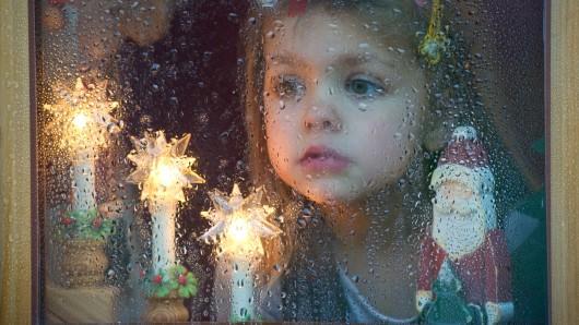 Schnee oder kein Schnee: Wie stehen die Chancen auf weiße Weihnachten?  (Symbolbild)