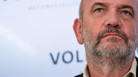 Der Betriebsratsvorsitzende und Aufsichtsratsmitglied bei Volkswagen, Bernd Osterloh. (Archivbild)