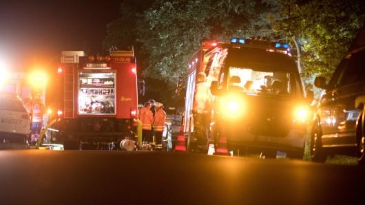 Im Einsatz waren die Feuerwehren aus Gebhardshagen, Bad,  Bruchmachtersen sowie die Berufsfeuerwehr aus  Lebenstedt (Symbolbild).