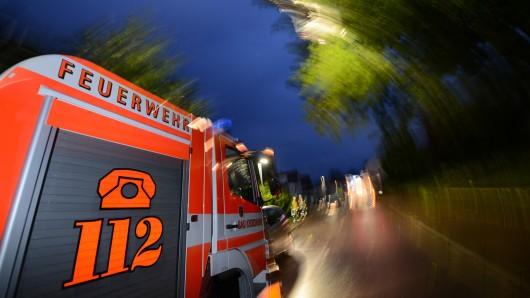 Die Feuerwehr Braunschweig war in der Nacht im Magniviertel im Einsatz. (Symbolbild)