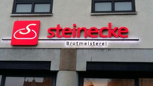 Betroffen war die Bäckerei Steinecke in Mariental.