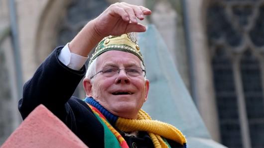 Gerhard Glogowski feierte am Sonntag seinen 75. Geburtstag beim Schoduvel.
