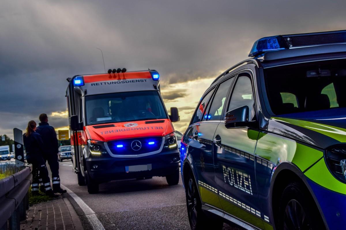Harz Unfall Auf A36 Motorradfahrer Aus Braunschweig Stirbt News38 De
