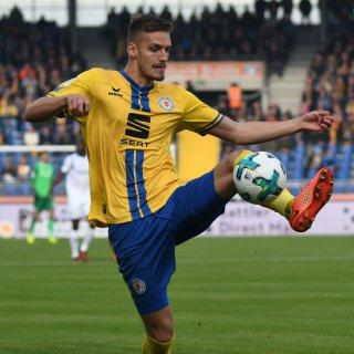 Gustav Valsvik läuft nicht mehr bei Eintracht Braunschweug auf. (Archivbild)